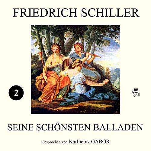 Friedich Schiller - Seine schönsten Balladen 2 cover art
