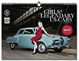 Girls & legendary US-Cars 2017: Wochenkalender