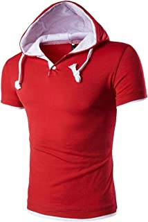 YIhujiuben Women Casual Baggy Plain Pullover Hoodie Hooded Sweatshirt Tops