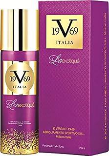 Italia V 19.69 Italia La Exotique High Pleasant Perfume Spray for Iconic Women, 150ml