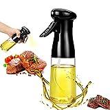 WELLXUNK Rociador de Aceite para Cocinar, Pulverizador Aceite Botella,...