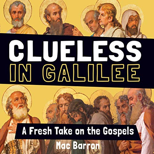 Clueless in Galilee cover art