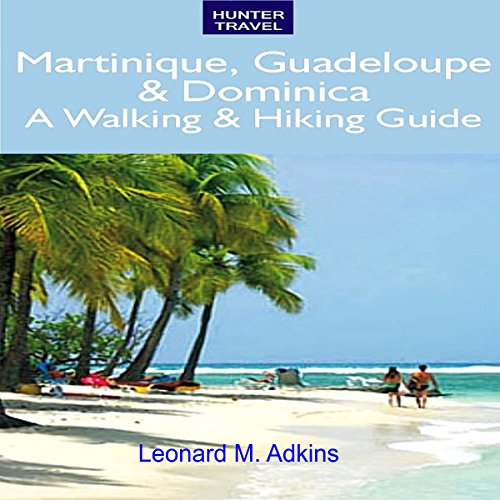 Couverture de Martinique, Guadeloupe & Dominica