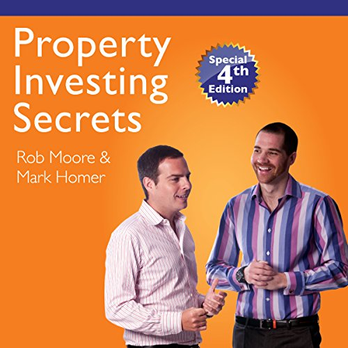 The 44 Most Closely Guarded Property Secrets audiobook cover art
