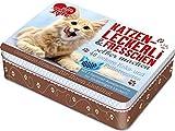'Ein Herz für Tiere'- Katzenleckerli & Fresschen selber machen: 48 leckere Keks- und Futterrezepte. Rezeptkarten mit 1 Sammel-Ausstechform für Stubentigers Leckerli