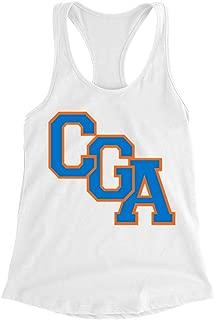 Official NCAA United States Coast Guard Academy Alumni Association Bears - PPUSCGAAA03 Womens Racerback Tank Top