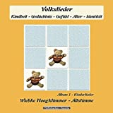 Kinderlieder: Album1: 'Volkslieder: Kindheit: Gedächtnis: Gefühl: Alter: Identität' (Alzheimer)
