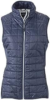 James and Nicholson Womens/Ladies Hybrid Vest