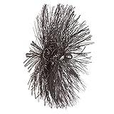 Wohler Threaded Perlon Brush 8x13