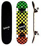 GALACTIC Skateboard Completo