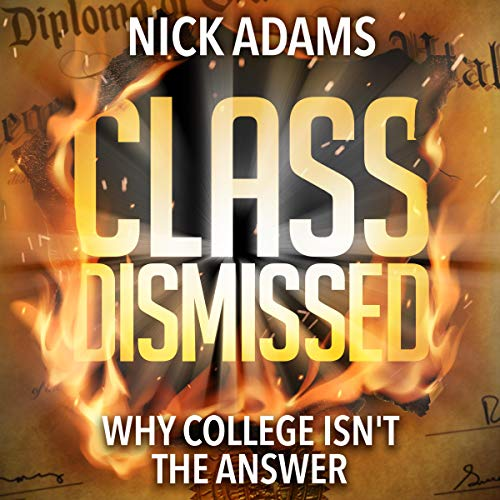 Class Dismissed audiobook cover art