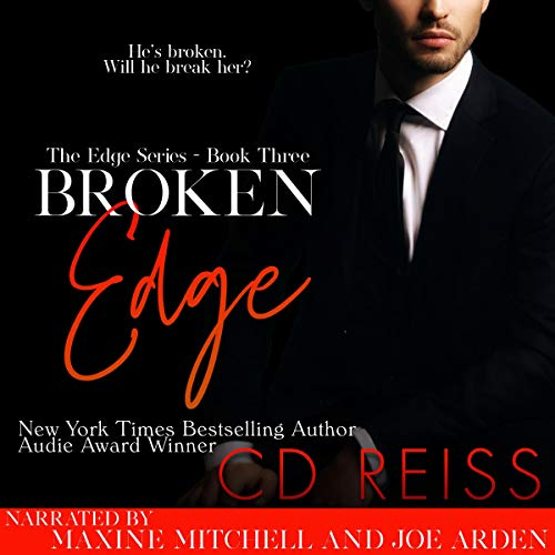 Page de couverture de Broken Edge