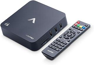 Smart TV Box, Aquario STV-2000, Preto, Pequeno