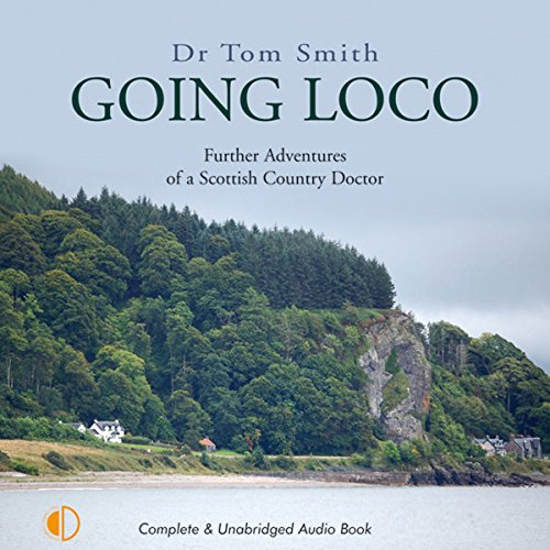 Going Loco audiobook cover art