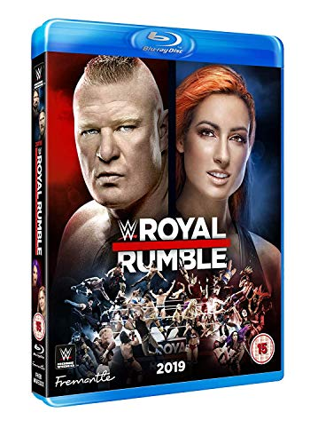 WWE: Royal Rumble 2019 [Blu-ray]