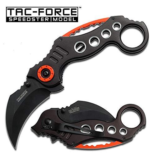 tac-force usa Couteau Pliant Scorpion karambit Camping Chasse Peche karambit