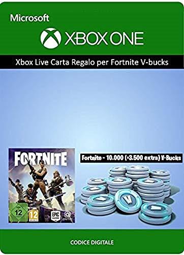 Xbox Live Carta Regalo per Fortnite 13500 V-Bucks   Xbox One - Codice download