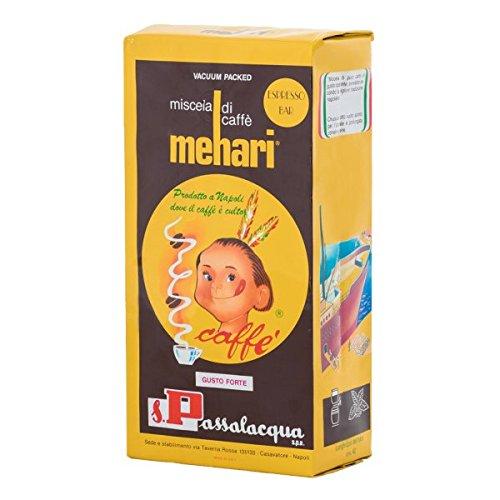 Caffè Passalacqua - MEHARI Caffè macinato - 6 confezioni x 250 grammi