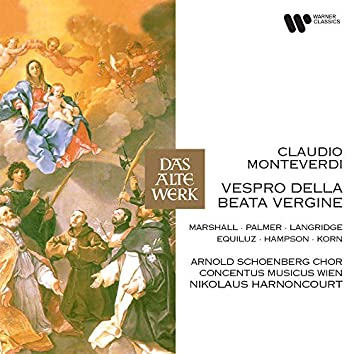 Monteverdi: Vespro della Beata Vergine, SV 206