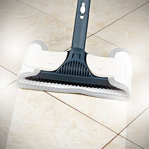 Polti Vaporetto Go Steam Cleaner, 3.5 Bar, kills and eliminates 99.99% * of viruses, germs and...