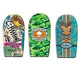 Mondo Toys - Mondo Fantasy Body Board - Tavola da Surf per bambini - 94 cm - 11144