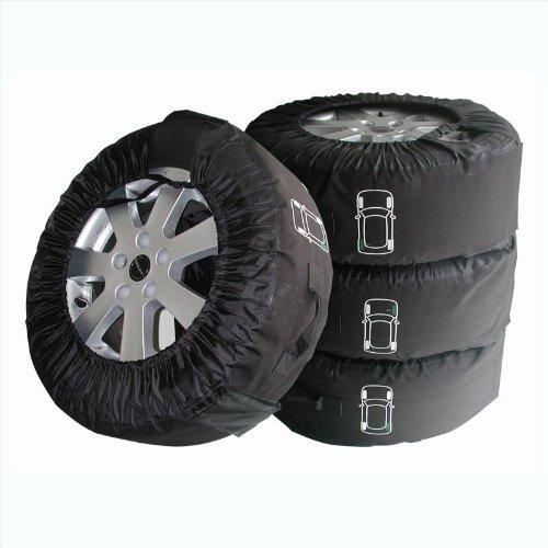 IWH 390054 Reifenhüllen Profi Set, XL, 4 Stück