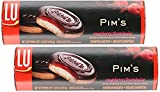 LU European Biscuits Pims Raspberry Biscuit, 5.29 oz (Pack of 2)