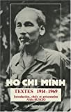 Ho Chi Minh - Textes 1914-1969