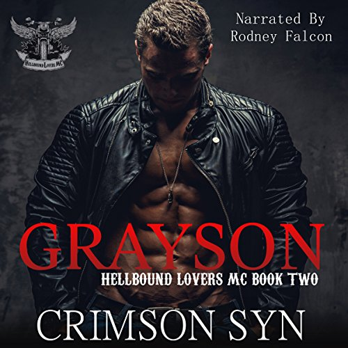 Grayson audiobook cover art