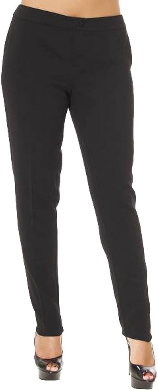 Marina Rinaldi Women's Rumba Straight Leg Trousers