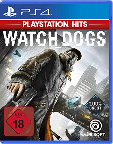 Watch Dogs - PlayStation Hits - [PlayStation 4]