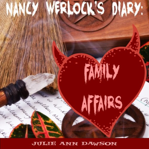 Nancy Werlock's Diary cover art