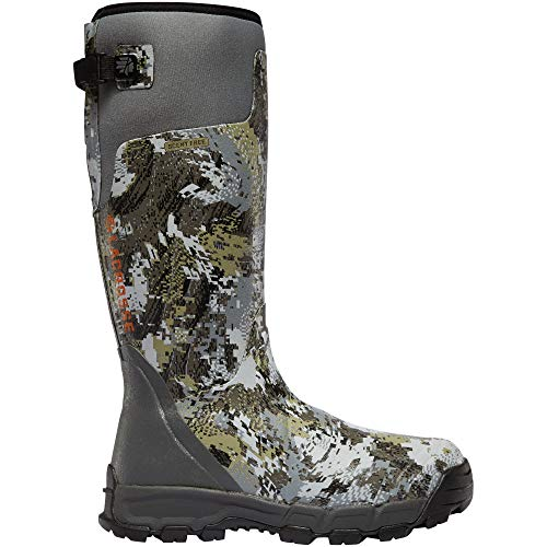 Lacrosse mens Alphaburly Pro 18' 800g Hunting Shoes, Optimal Elevated Ii, 11 US