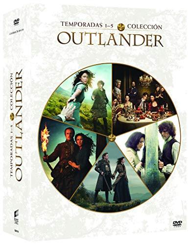 Outlander - Temporadas 1-5 [DVD]