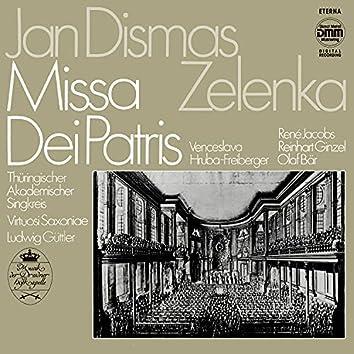 Zelenka: Missa Dei Patris