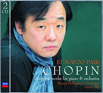 Chopin: The Complete Works for Piano & Orchestra