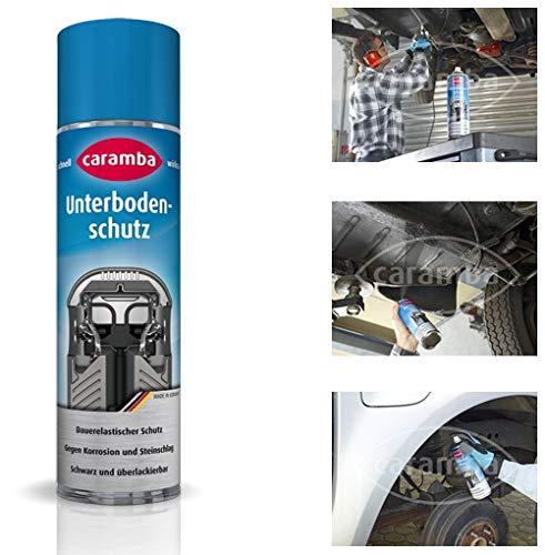 Caramba Unterbodenschutz Spray 500 ml Auto Autoschutz Autounterboden Unterboden