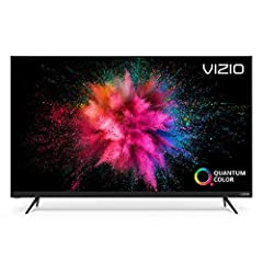 Quantum color: built on a powerful active Full Array backlight, vision's next-generation Quantum color delivers cinematic color intensity as more than one billion colors jump to life Ultra bright 400: delivers detailed highlights at up to 400 nits of...