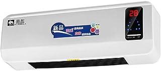 Warmwin Calentadores domésticos montados en la Pared Verano enfriamiento pequeño Aire Acondicionado calefacción eléctrica baño Impermeable Temporizador AC-08-remote_Control_US