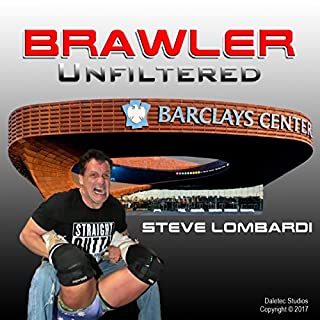 Brawler Unfiltered cover art
