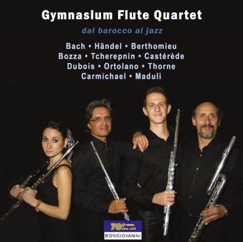 Gymnasium Flute Quartet