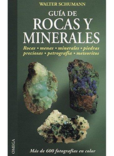 GUIA DE ROCAS Y MINERALES (GUIAS DEL NATURALISTA-ROCAS-MINERALES-PIEDRAS PRECIOSAS)