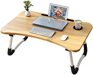Laptop desk for bed lap desks bed trays for eating and laptops stand lap table adjustable computer tray for bed foldable b...