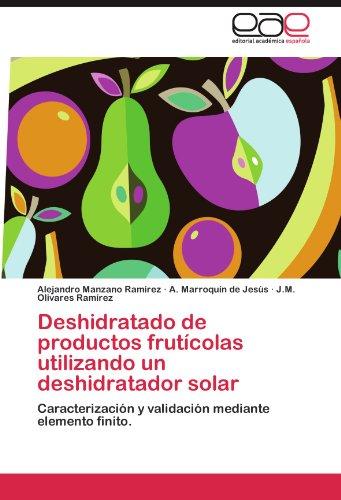 Secadora Fruta  marca Eae Editorial Academia Espanola