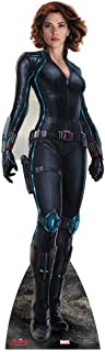 Star Cutouts Official Marvel Avengers Movie Lifesize Cardboard Cut Out of Black Widow / Natasha Romanoff (Scarlett Johansson) 177cm Tall 54cm Wide