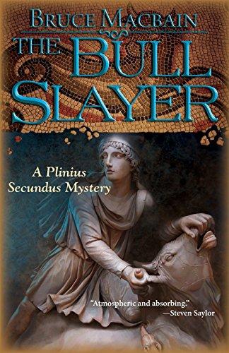 Image of The Bull Slayer (Plinius Secundus Series, 2)