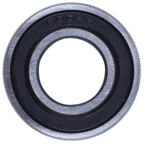 TOOGOO(R) 6004-2RS Rodamiento de bola sellado de doble lado 20 mm x 42 mm x 12 mm