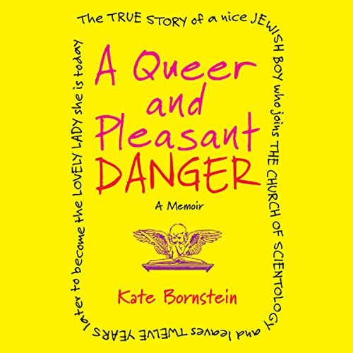 A Queer and Pleasant Danger audiobook cover art