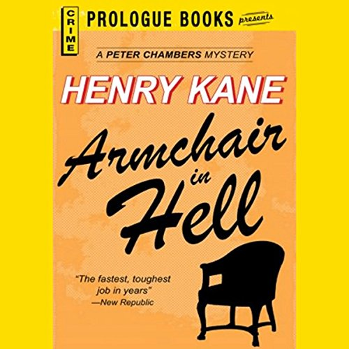 Armchair in Hell audiobook cover art