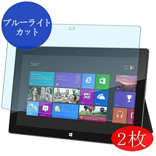 VacFun 2 Piezas Filtro Luz Azul Protector de Pantalla para Microsoft Surface 2 / Surface RT 10.6